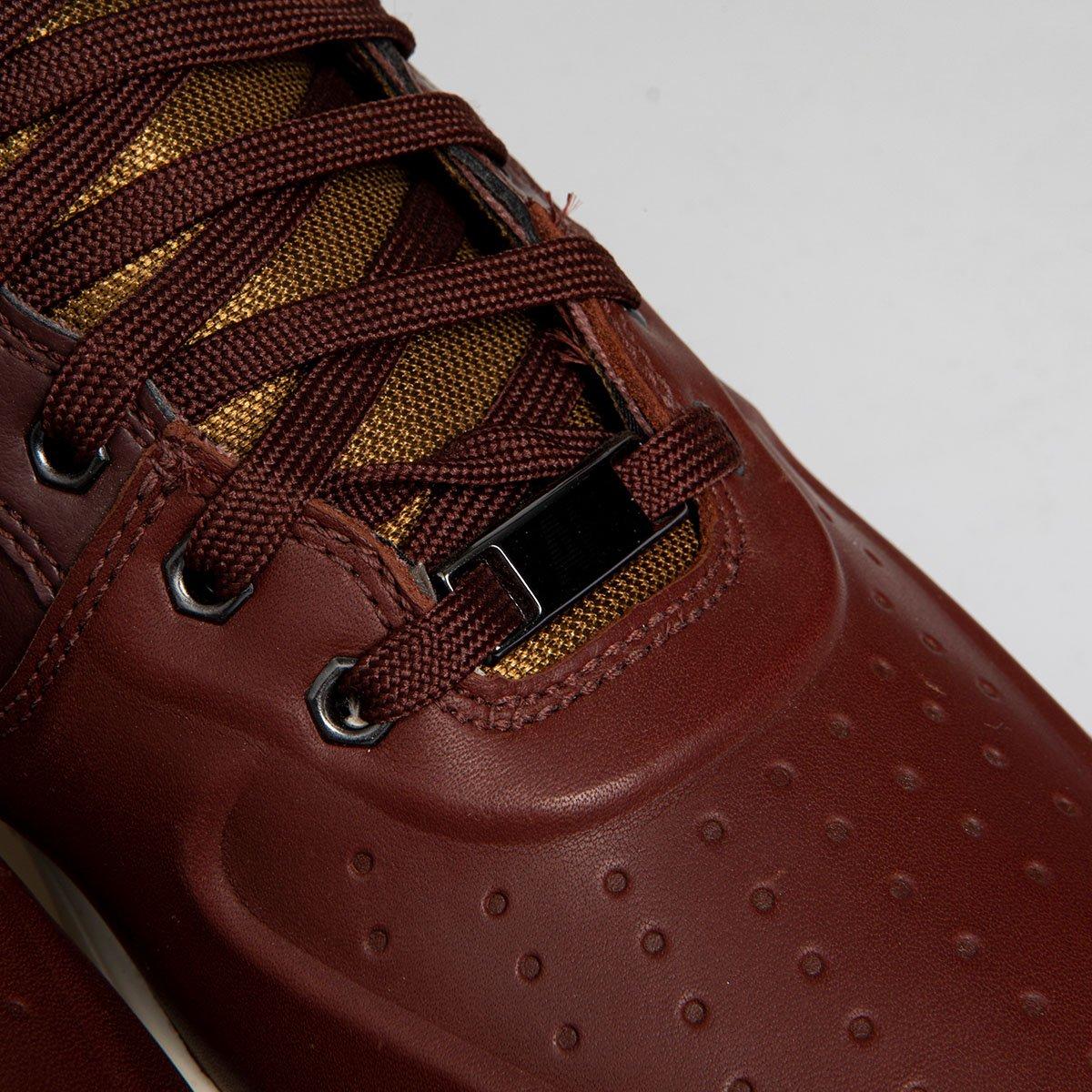 Sneakers buty zimowe Nike Lunar Force 1 Duckboot '17 medium olive black wolf grey 916682 202
