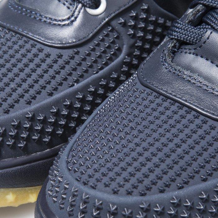 Sneakers buty zimowe Nike Lunar Force 1 Duckboot dark obsidian dark obsidian 805899 400