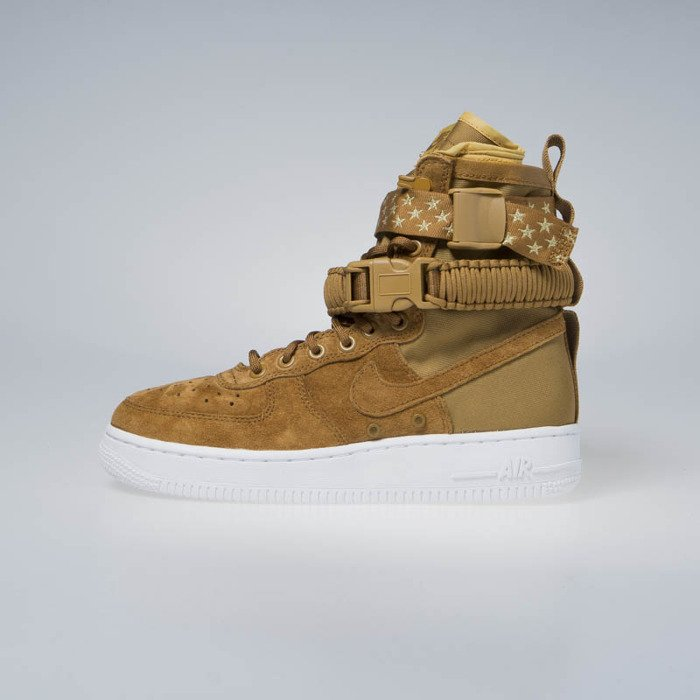 Buty NIKE W Sf Af1 857872 203 Muted BronzeMuted Bronze