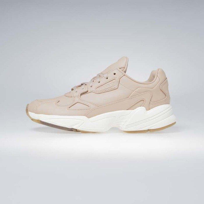 ujęcia stóp najlepszy wybór Data wydania: Sneakers damskie buty Adidas Originals Falcon W ash pearl/off white (DB2714)