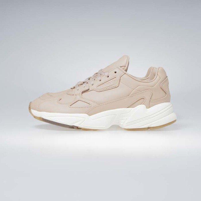 Sneakers damskie buty Adidas Originals Falcon W ash pearloff white (DB2714)