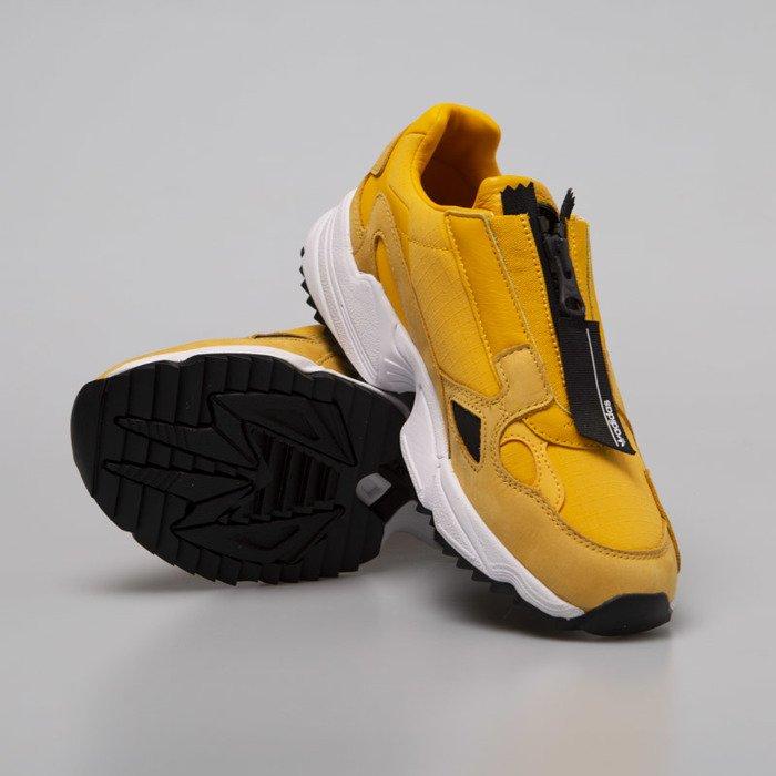 buty damskie adidas originals black yellow