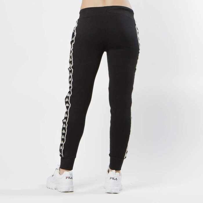 Spodnie damskie dresowe Kappa Dea black