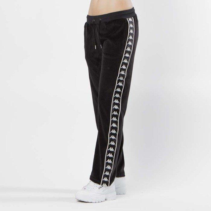 Spodnie damskie dresowe Kappa Diana black