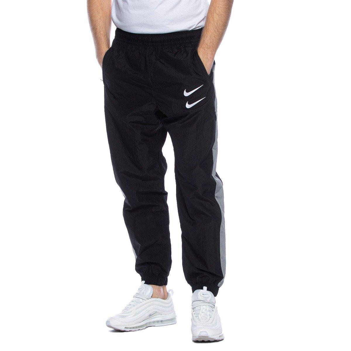 Spodnie dresowe Nike NSW Swoosh Pants czarne