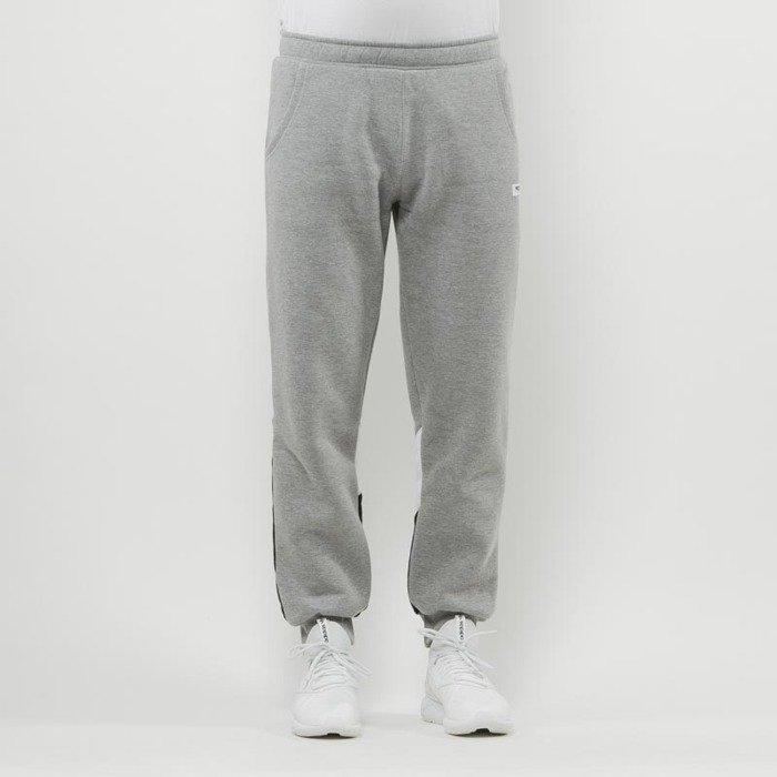 taniej świetna jakość świetna jakość Spodnie dresowe Prosto Klasyk Sweatpants Slant Calf gray