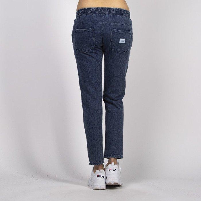zawsze popularny szeroki wybór sprzedaje Spodnie dresowe damskie Elade Sweatpants Girl Denim dark blue