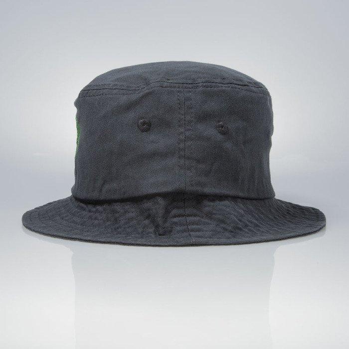 0006ff93858 Stussy bucket hat kapelusz Stock Lock Pigment Dye black ...