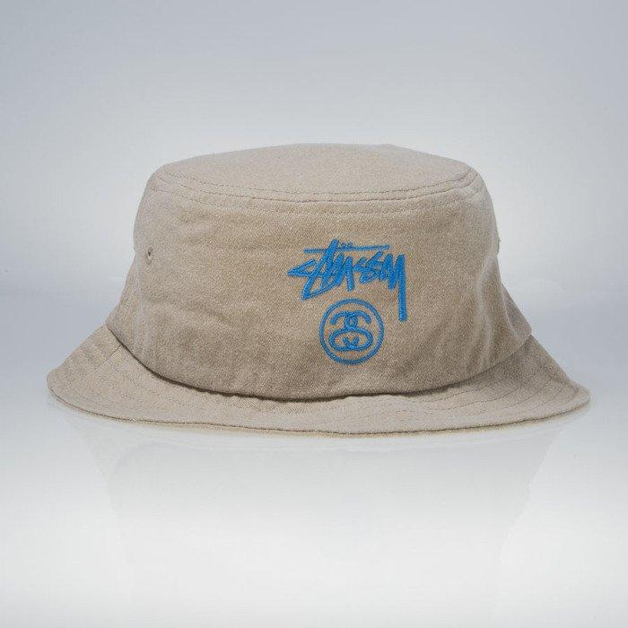 2c8446037d1 ... Stussy bucket hat kapelusz Stock Lock Pigment Dye khaki ...