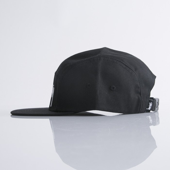 ... Stussy czapka 5panel Stock Camp black ... 7c56e138cb3