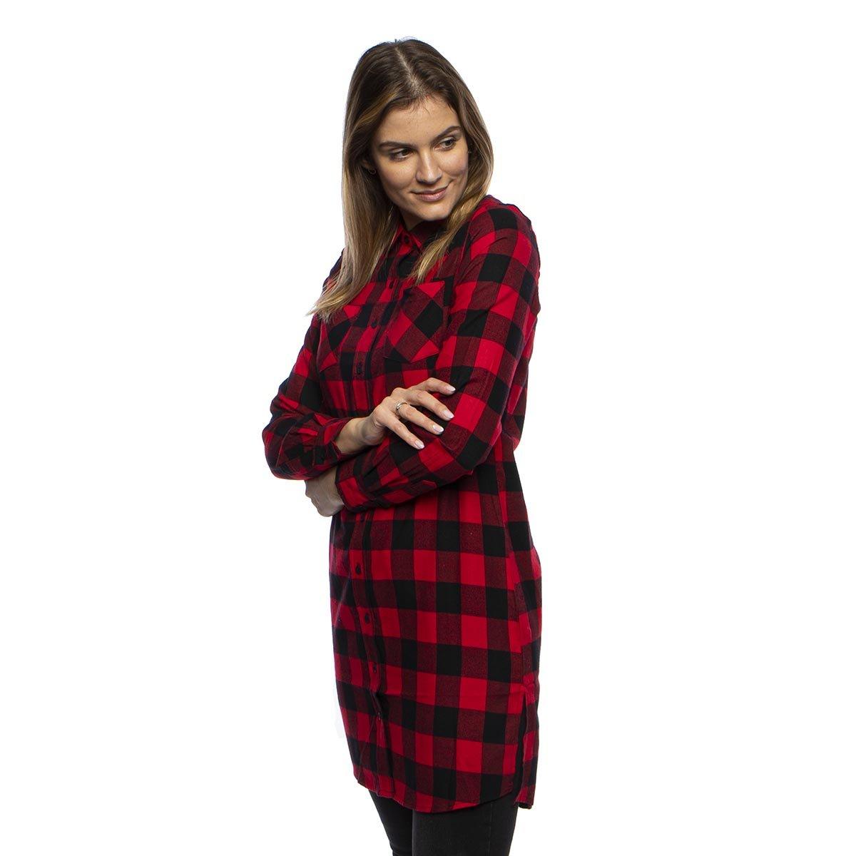 bbcb2377f98 ... Sukienka Urban Classics Ladies Polo Dress black ...