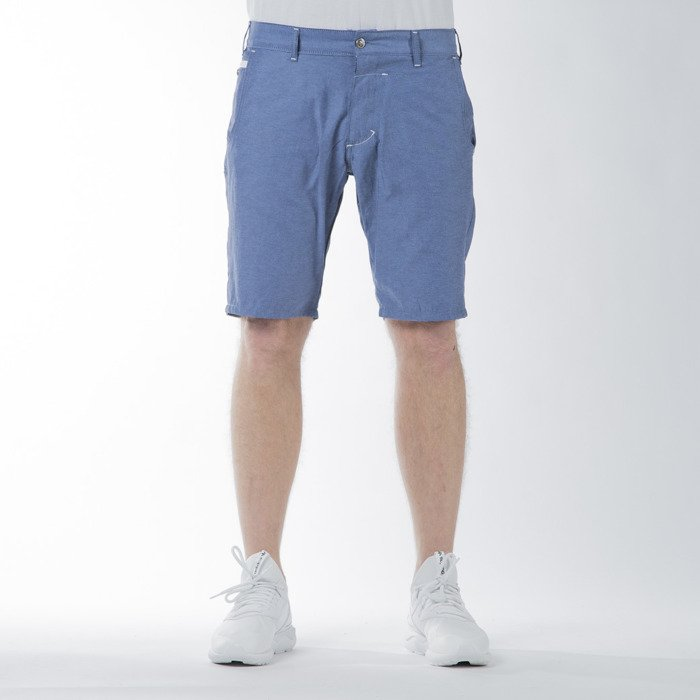 dobra sprzedaż trampki ogromna zniżka Szorty Turbokolor Chino Shorts blue SS16