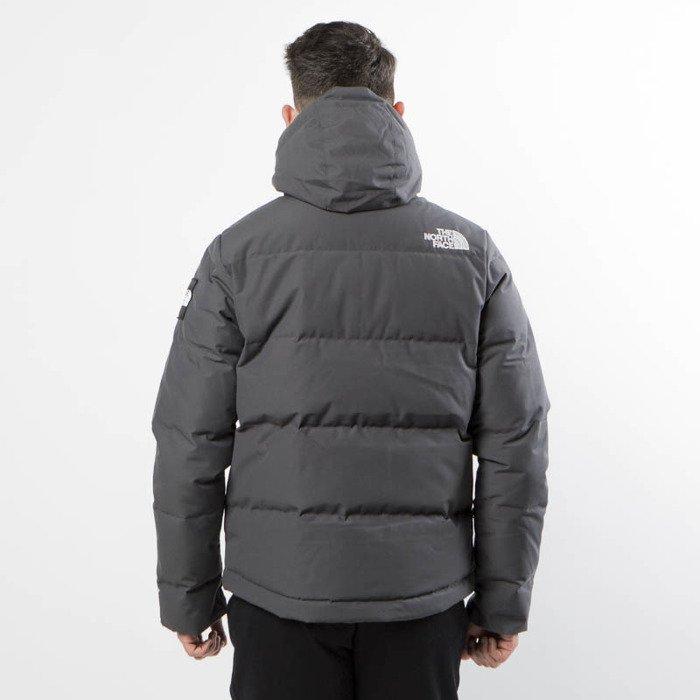 The North Face kurtka zimowa Box Canyon Jacket asphalt grey