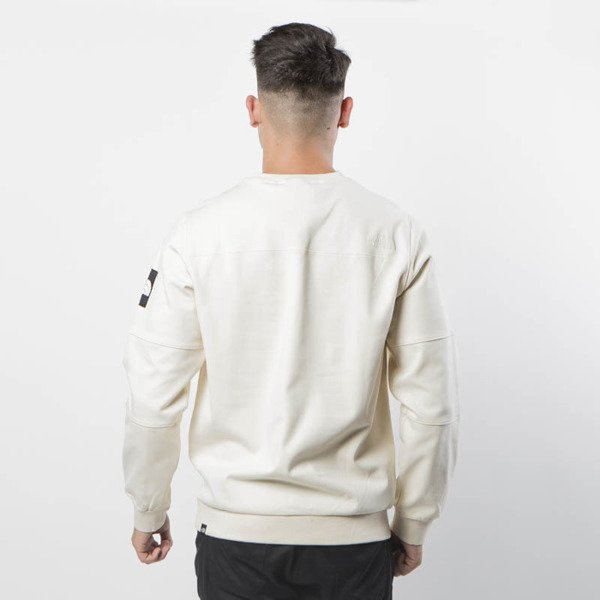 Bluza The North Face M Fine Crew Sweat LT vintage white