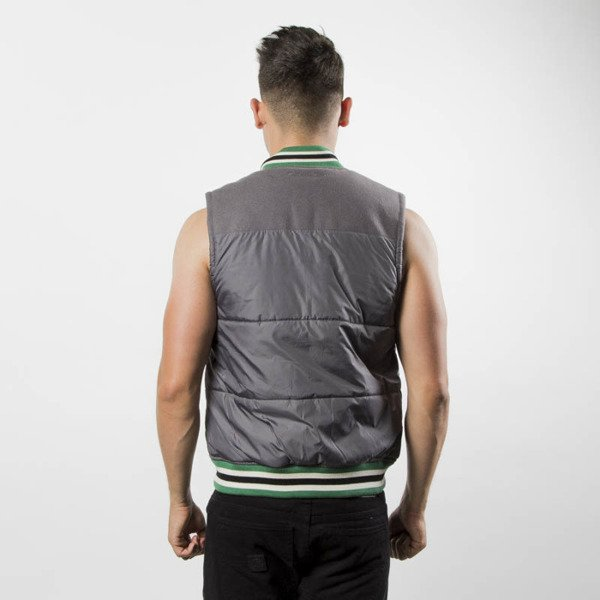 Bezrękawnik Mitchell & Ness Boston Celtics grey Title Holder Vest