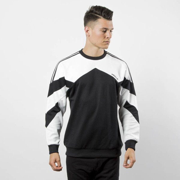 Bluza Adidas Originals Palmeston Crew black/white