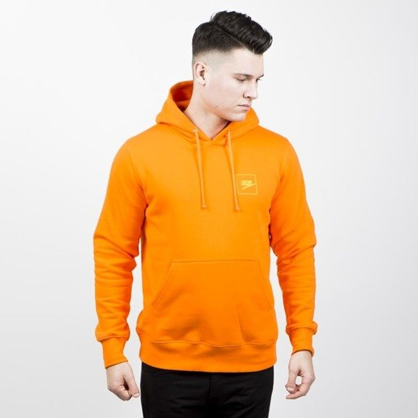 Bluza Koka Hoodie Fake Ball orange