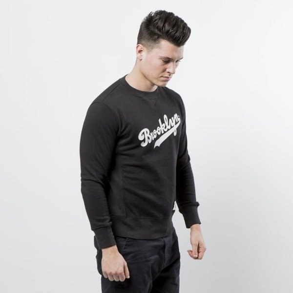 Bluza Majestic Athletic Legros Crewneck Sweatshirt black A3BRO5217BLK