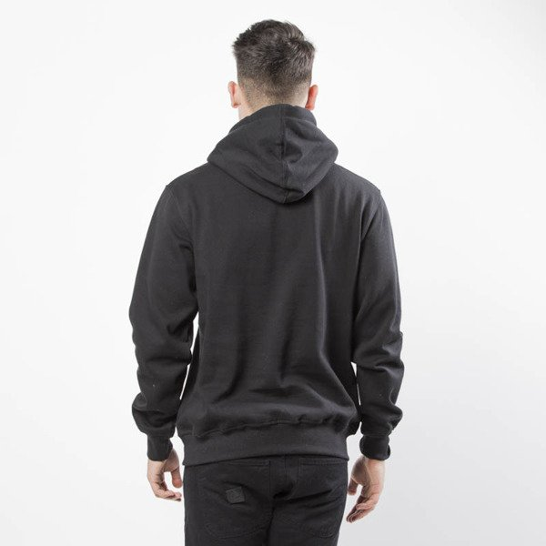 Bluza Mass Denim Sweatshirt Hoody Campus black