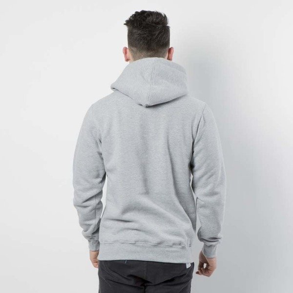 Bluza Mass Denim Sweatshirt Hoody Classics light heather grey