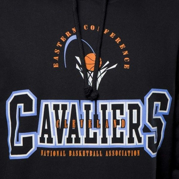 Bluza Mitchell & Ness Cleveland Cavaliers Hoody black Technical Foul Hoody