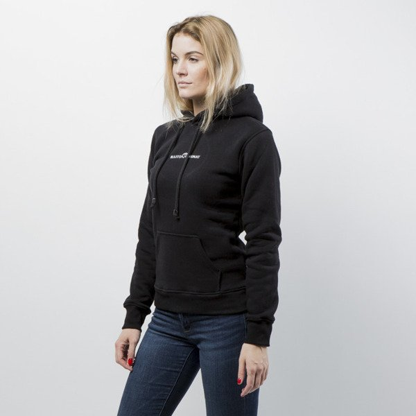 Bluza damska SB Stuff Hoodie Woman Umbrella Mini Logo black