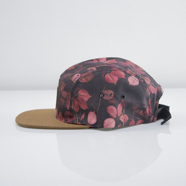 Carhartt & Starter czapka 5panel Night Starter Cap night print / tuscany