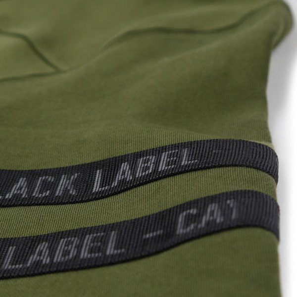 Cayler & Sons BLACK LABEL bluza sweatshirt Judgement Day Hoody olive / black BL-CAY-AW16-AP-09-02