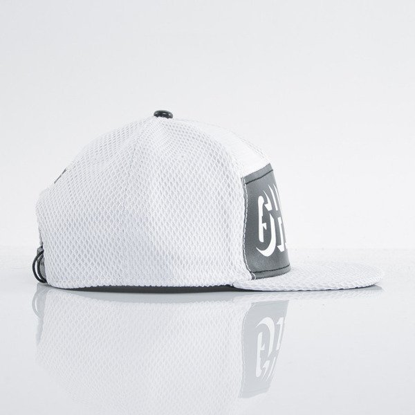 Cayler & Sons Black Label czapka snapback Ghetto Paradise white / black (BL-CAY-AW15-08-OS)