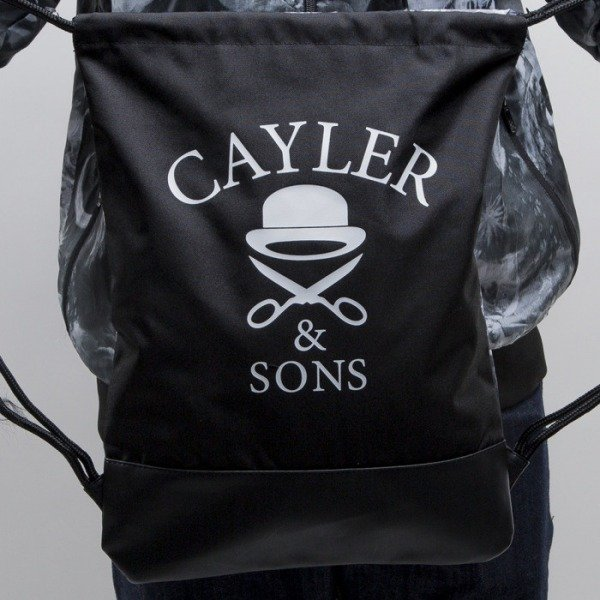 Cayler & Sons Fear God black / white (CAY-SS15-GB-05)