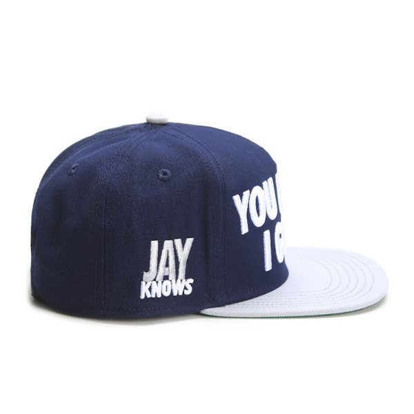 Cayler & Sons White Label snapback czapka I Got It Cap deep navy / grey / white (WL-CAY-SS16-34)