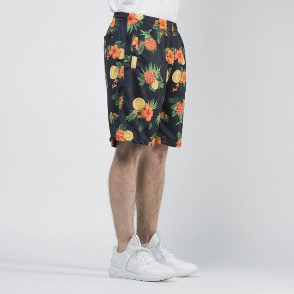 Cayler & Sons szorty Fruity Summer Mesh Shorts navy / mc WL-CAY-SU16-AP-18
