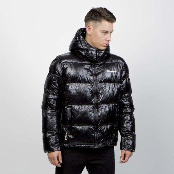 Champion Kurtka Zimowa Reverse Winter Jacket black