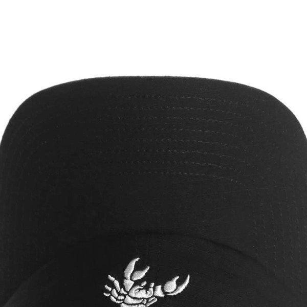 Czapka Cayler & Sons BLACK LABEL CSBL FRMD Curved Cap black