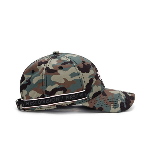 Czapka Cayler & Sons Black Label First Division Curved Cap multicolor