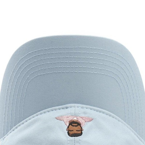 Czapka Cayler & Sons C&S WL Real Good Curved Cap blue
