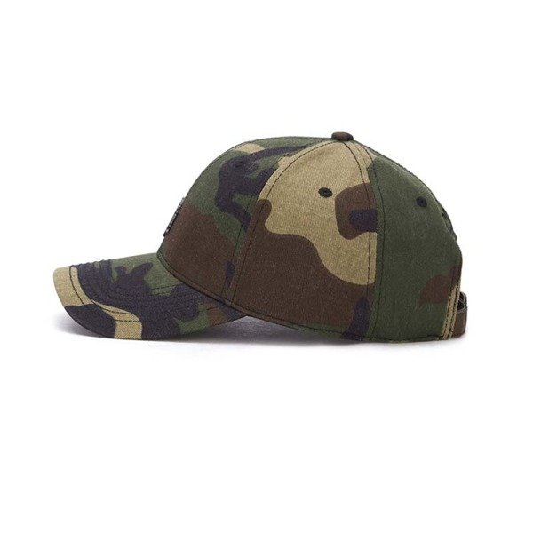 Czapka Cayler & Sons CSBL Freedom Corps Curved Cap woodland / mc