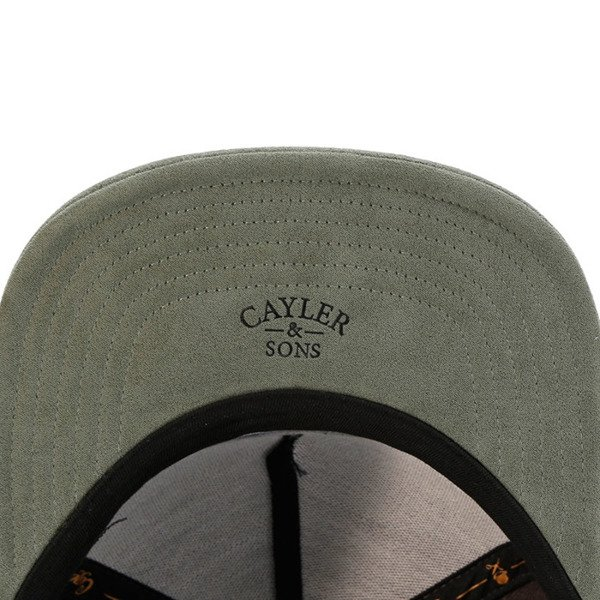 Czapka Cayler & Sons Copper Label Bright Minds Cap dark grey