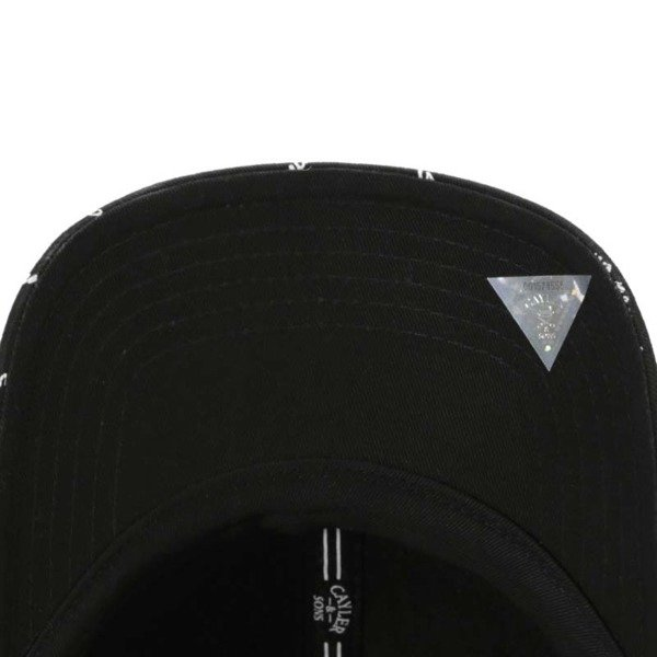 Czapka Cayler & Sons WL New Friends Curved Cap black