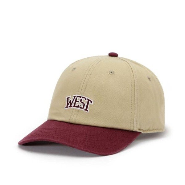 Czapka Cayler & Sons WL West Univerity Curved Cap sand