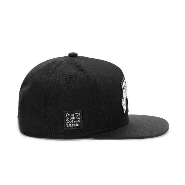 Czapka Cayler & Sons White Label 8th Day Cap black