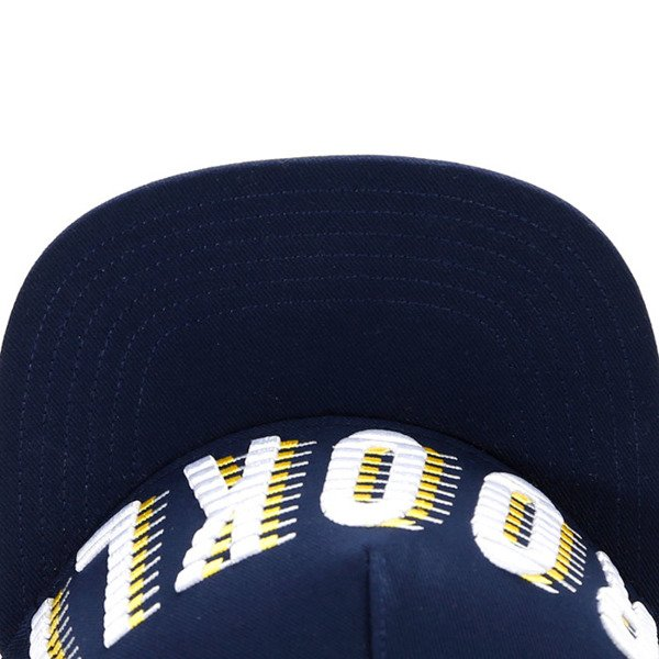 Czapka Cayler & Sons White Label Brooklyn ATHL Cap navy