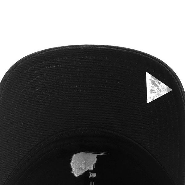 Czapka Cayler & Sons White Label Chosen One Curved Cap black / white