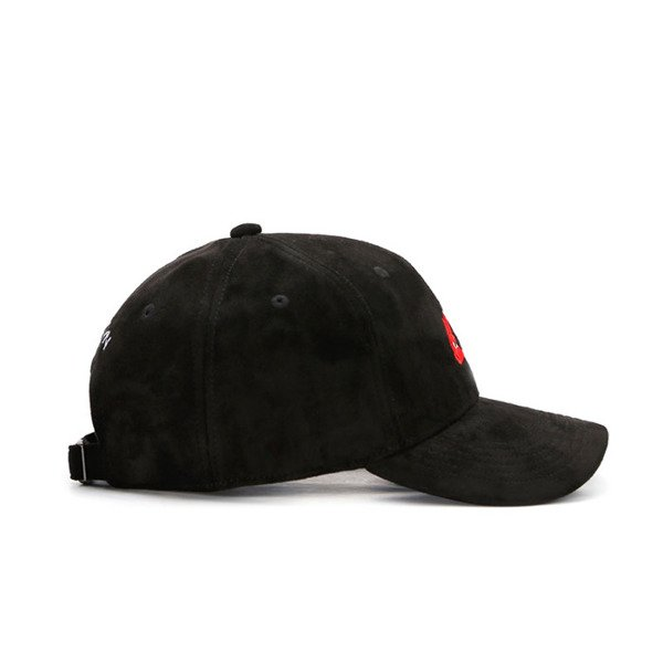 Czapka Cayler & Sons White Label In The House Curved Cap black