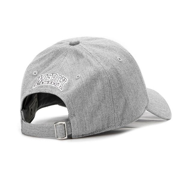 Czapka Cayler & Sons White Label Mercy Curved Cap grey heather