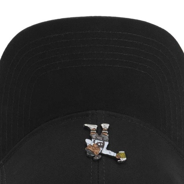 Czapka Cayler & Sons White Label O.Dabd' Is Curved Cap black / multicolor