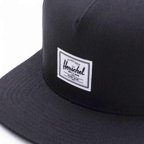 sale retailer eafb5 45c6e authentic czapka herschel dean snapback cap black 1081 0001 f7919 fd8c1