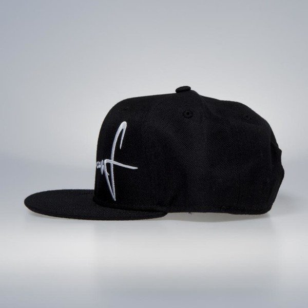 Czapka Stoprocent snapback Big Tag black