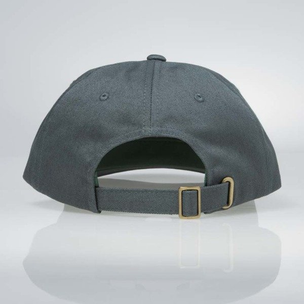 Czapka Stussy Tonal Stock Low Cap green
