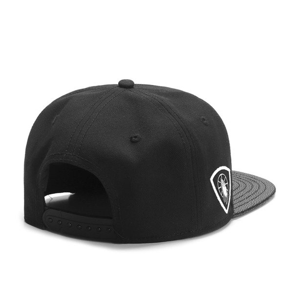 Czapka snapback Cayler & Sons White Label Pray For BKLYN Cap black / white (WL-CAY-SS16-03)